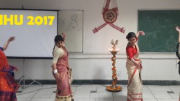 EMPI Business School Celebrates Bihu for the 1st time in the campus