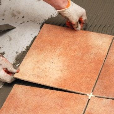 how to install ceramic tile bob vila