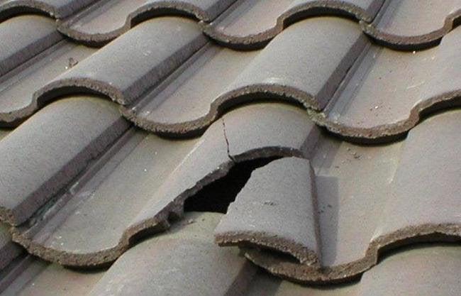 broken roof tiles an easy fix bob vila
