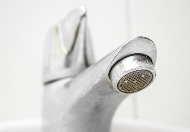 how to remove hard water stains bob vila