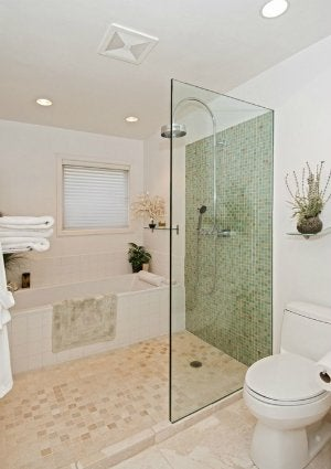 tiling a small bathroom dos and don
