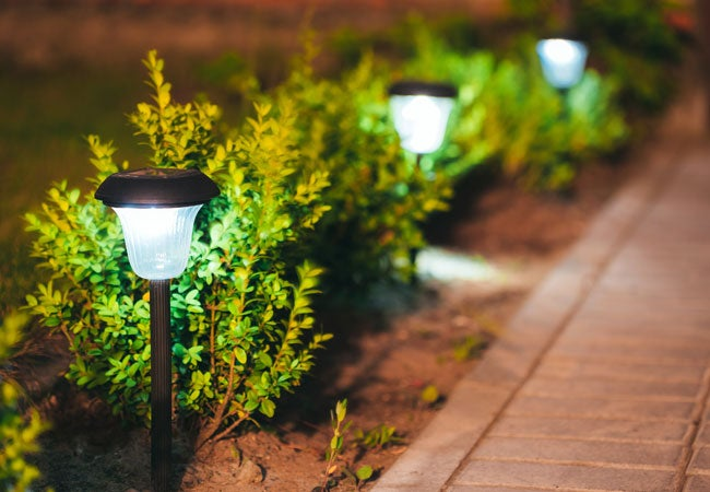 the best solar path lights for your lawn and garden bob vila