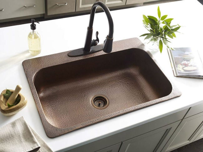 the 7 best kitchen sink materials for