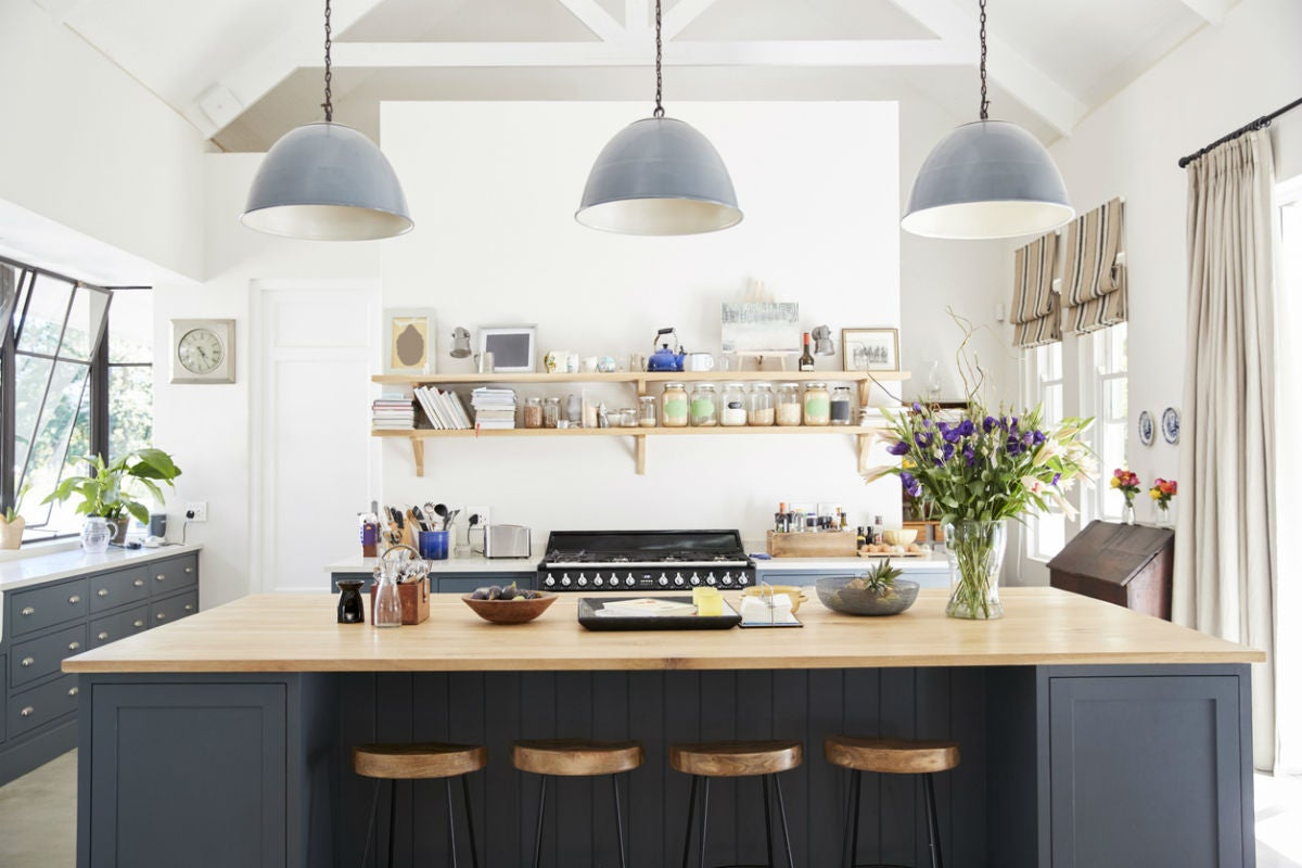 the kitchen island size that s best for