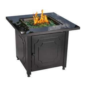 the best gas fire pits for the backyard