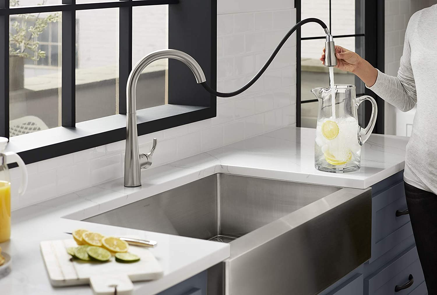 the best kitchen faucet options for