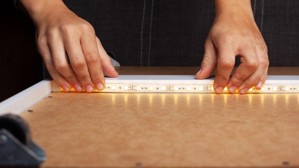 the best led light strips for interior