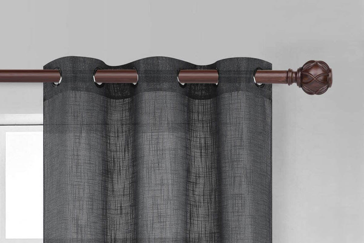 the best curtain rods for the home
