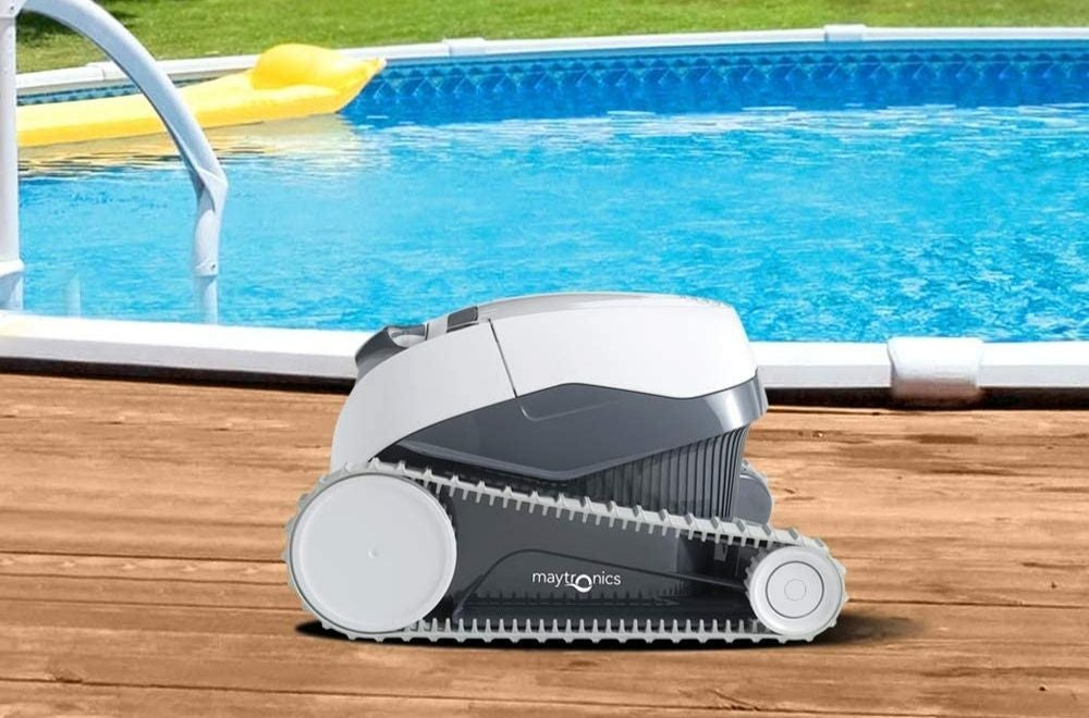 the best robotic pool cleaners for a