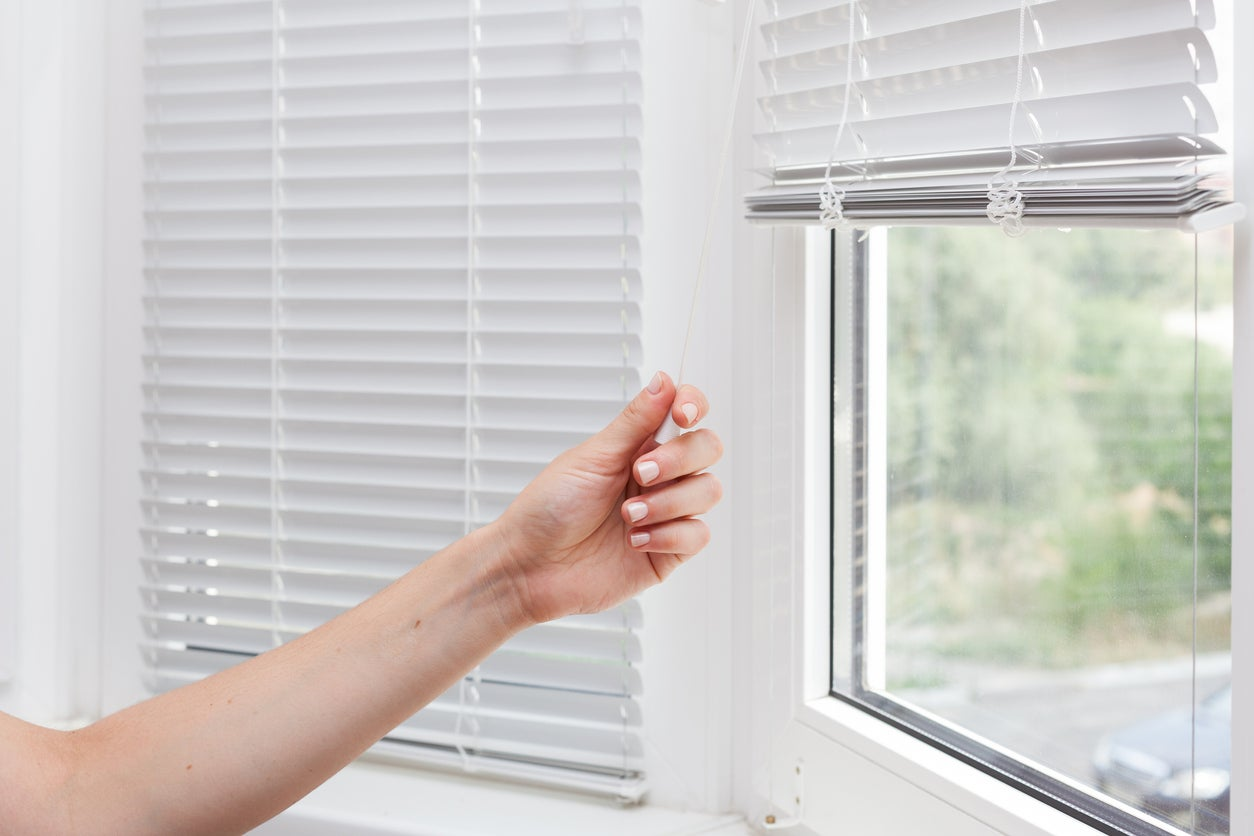 the best blinds for your home s windows bob vila