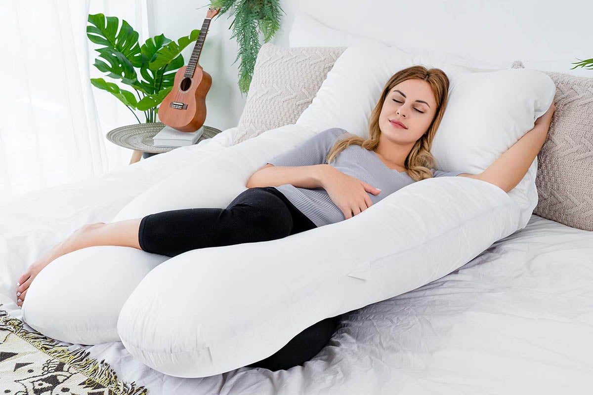 the best body pillows for the bed bob