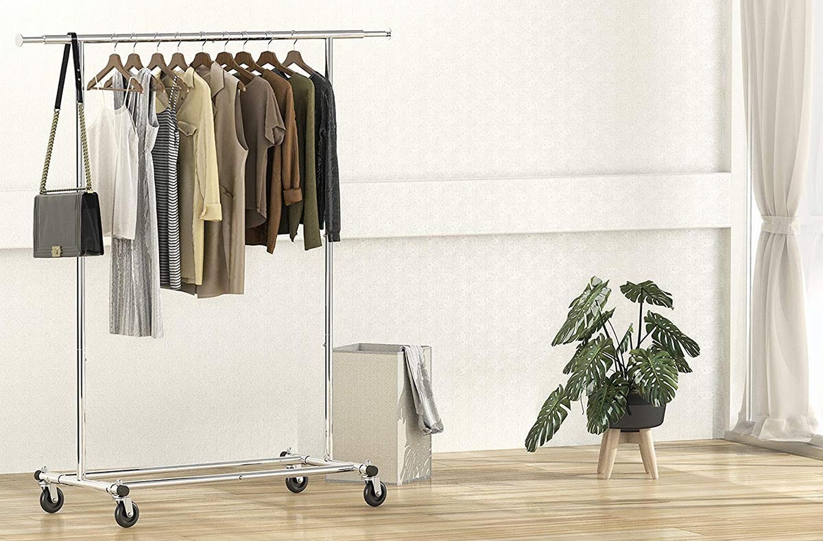 the best clothes rack options for