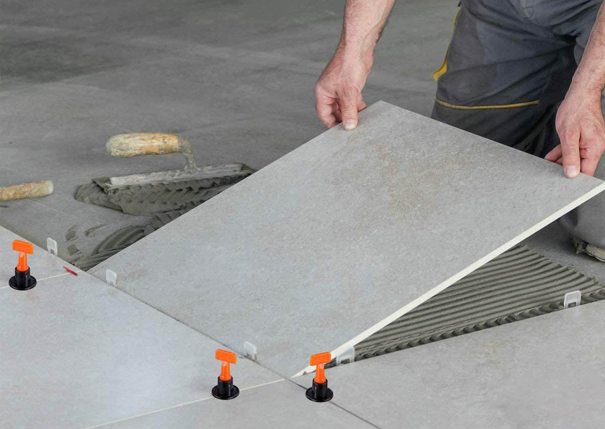 the best tile leveling systems for