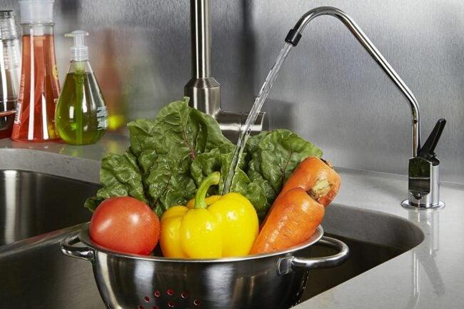 best under sink water filter options
