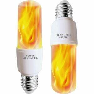 Die beste Option für Flammenglühbirnen: HoogaLife LED-Glühbirnen mit Flammeneffekt