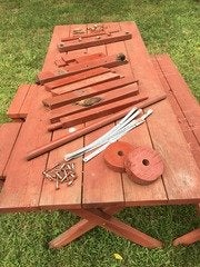 replacement springs for redwood patio