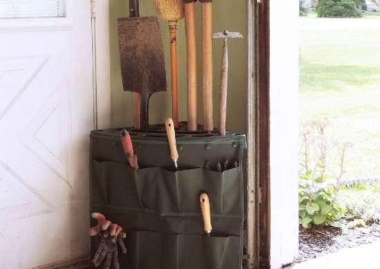 garden tool storage 11 smart