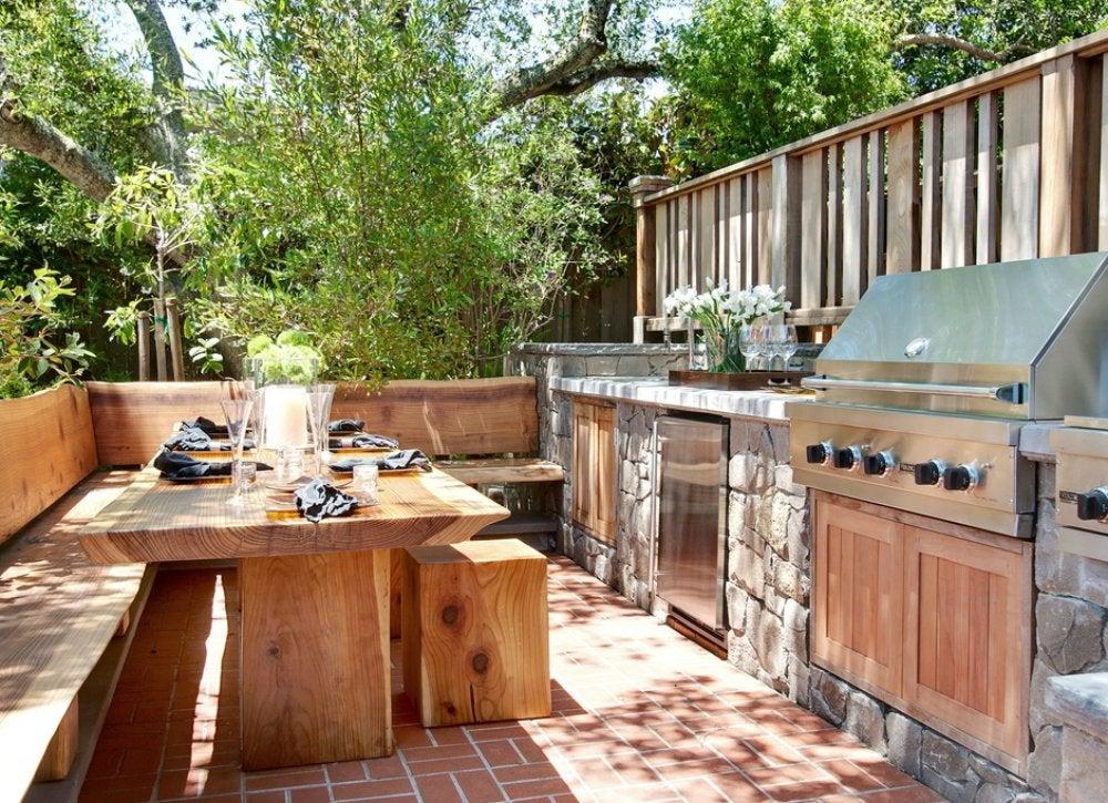 outdoor kitchen ideas 10 designs to