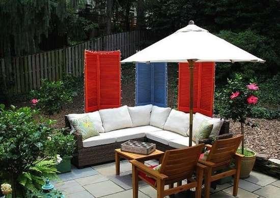 cheap patio ideas 8 diy pick me ups