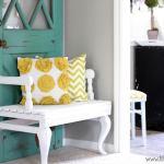 Diy Benches 12 Designs For Your Entryway Bob Vila