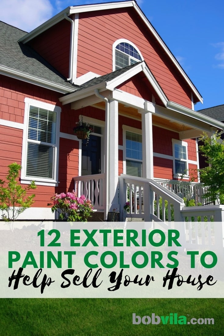 exterior house colors 12 to help sell