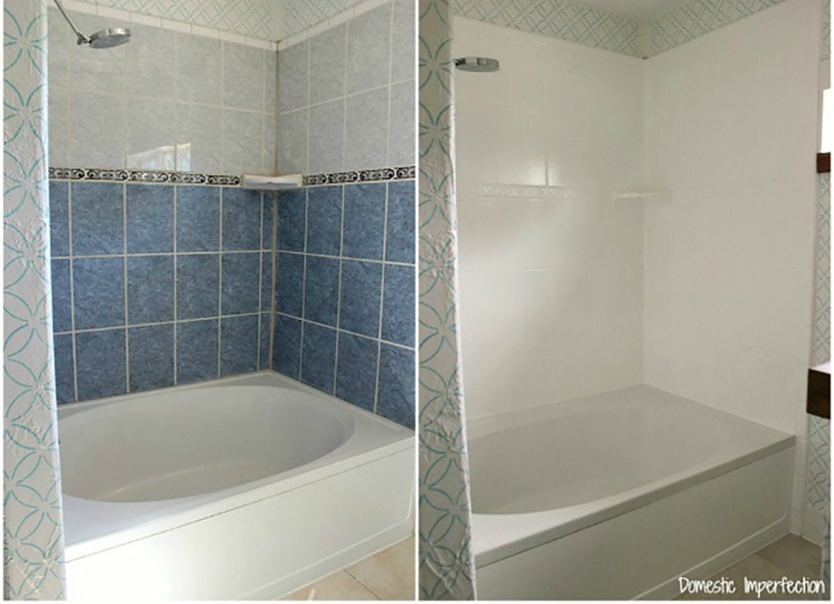 10 bathroom improvements that only took