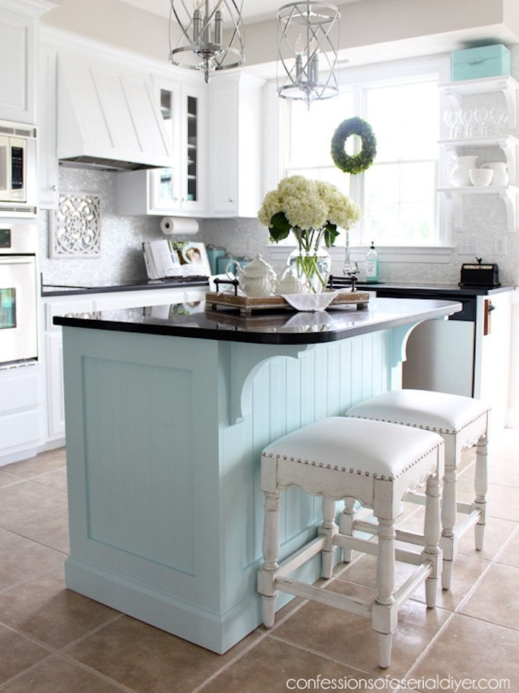 Check out the bold countertops, contrasting cabinetry, and more ways these islands are making their mark on design. Eat-In Kitchen Ideas - 15 Space-Smart Designs - Bob Vila