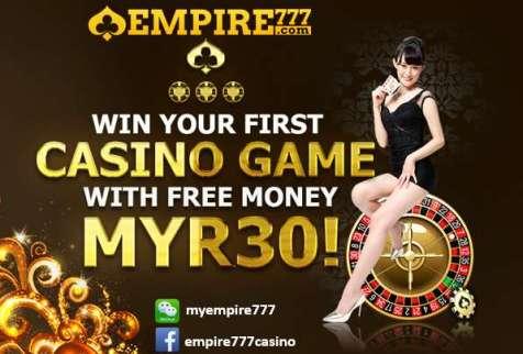 free bonus myr30