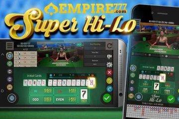 Super Hi-Lo Malaysia Live Online Casino