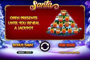 Santa Wild Slot Malaysia Online Casino Empire777
