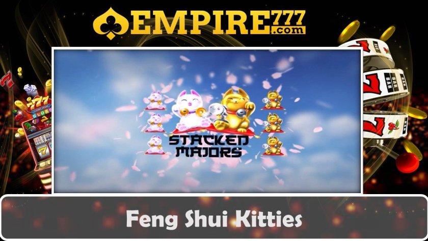 Big Win to Epic Win Slot Game | Feng Shui Kitties | Asia Top Online Casino Empire777