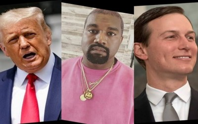 Kanye West Slams President Trump Ahead Of New York Times Interview