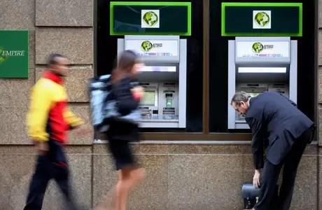 ATM Processing