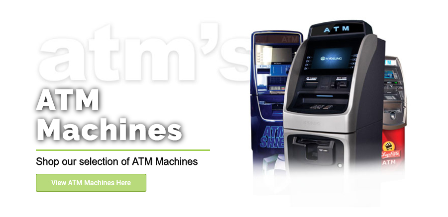 Genmega and Hyosung ATM Machines, New and Refurbished from Empire ATM Group, shop online at empireatmgroup.com