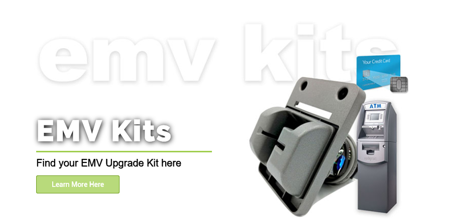 EMV Kits for ATMs from Empire ATM Group, shop online at empireatmgroup.com
