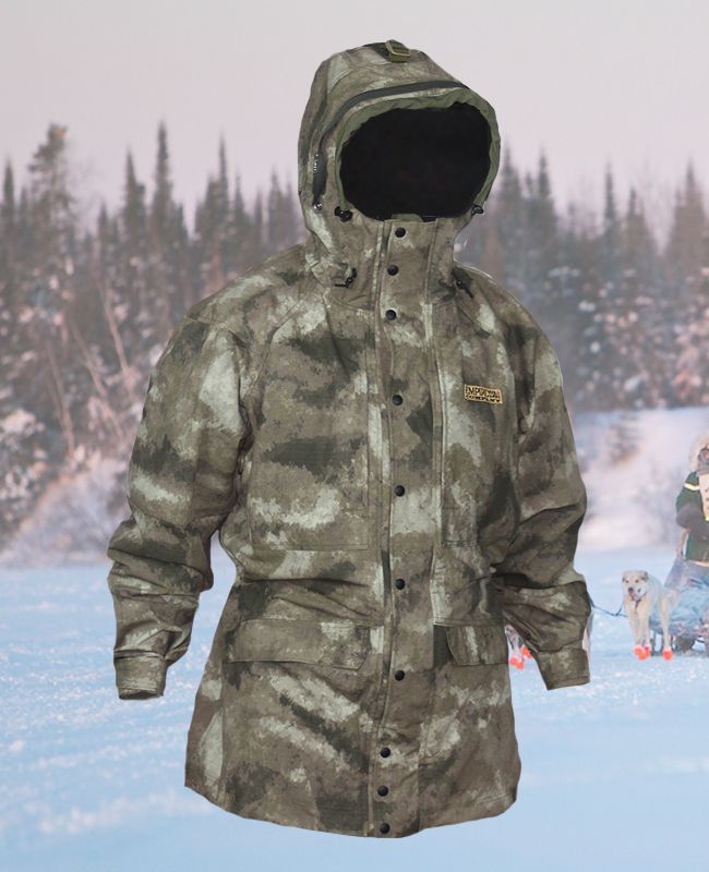 Permafrost Parka  Empire Wool and Canvas Company
