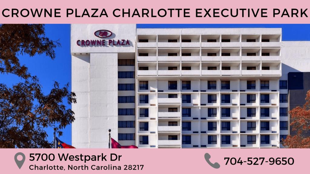 crowne plaza information empire city con 2019 venue