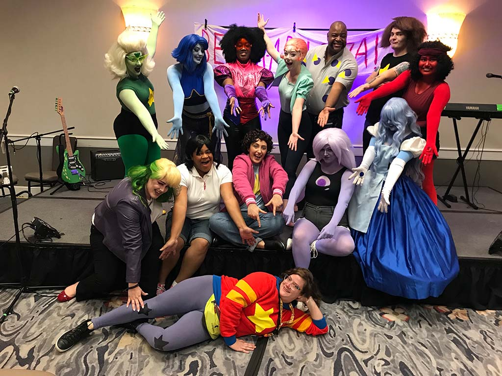Empire City Con 2019 Cosplayers