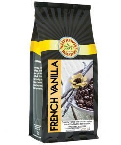 Waterfront Roasters French Vanilla Flavored Coffee