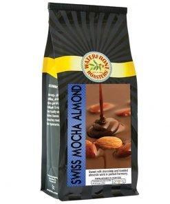 Waterfront Roasters Swiss Mocha Almond Flavored Coffee