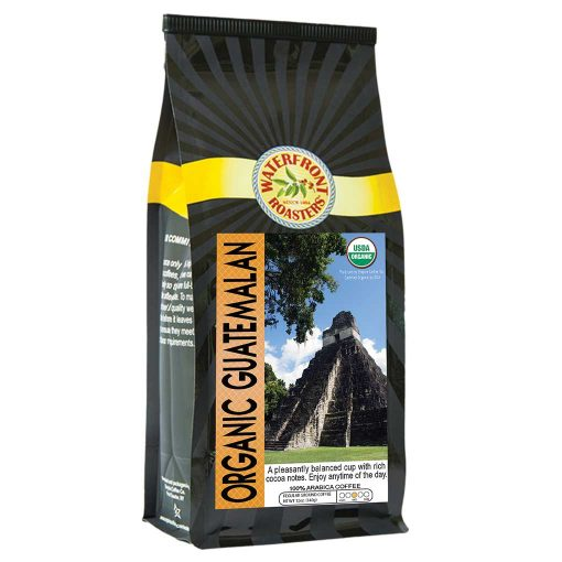 Waterfront Roasters Organic Guatemalan Coffee