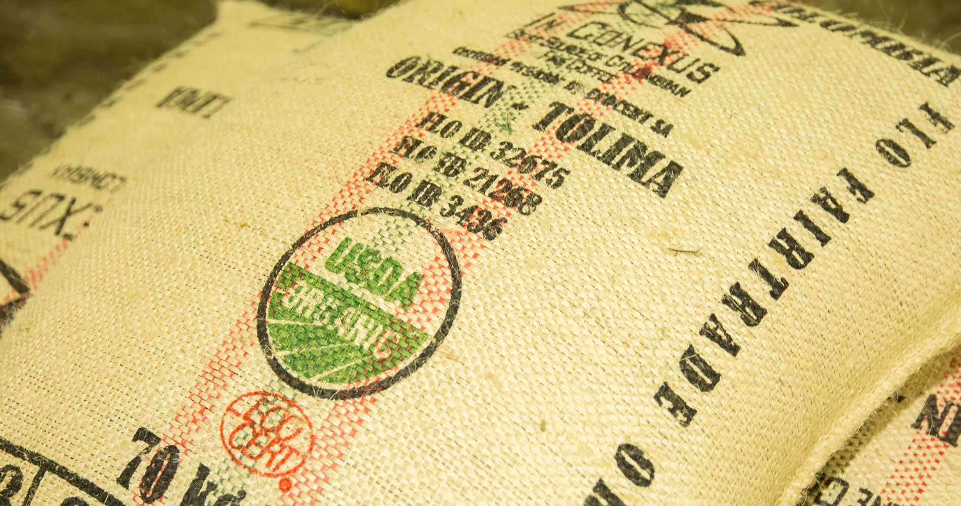USDA Organic Certified Coffee