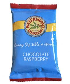 Waterfront Roasters Chocolate Raspberry Portion Packs