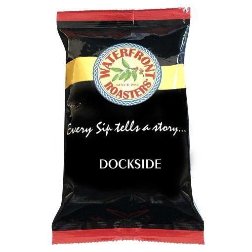 Waterfront Roasters Dockside Blend Portion Packs