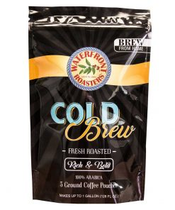 Waterfront Roasters Cold Brew Pouches