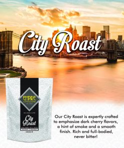 empire coffee city roast 2lb bag