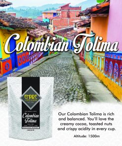 Empire Coffee 2lb Colombian Tolima