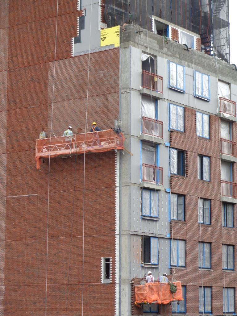NY Brick Pointing  NY Brick Grinding  NY Special Rigger Work  NY Brick Work Contractors  NY
