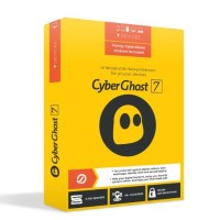 CyberGhost VPN Crack v7.3.14.5857 Full Version [Latest]