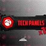 Panels – Tech Lab (Red)